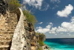 coast at Bonaire